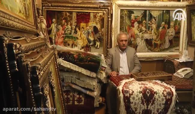 بزرگترین بازار سرپوشیده جهان در شهر تبریز