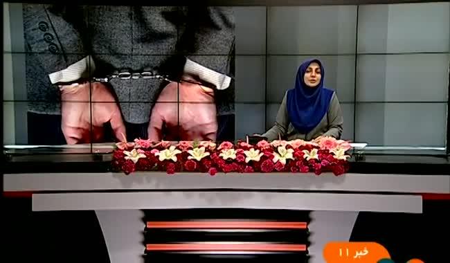دستگیریی سعید مرتضوی در یکی از شهرهای شمال کشور