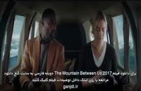 فیلم The Mountain Between Us 2017 دوبله فارسی