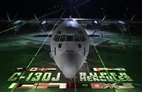 059002 - هواپیمای ترابری سی 130 هرکولس
