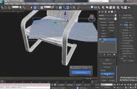 آموزش طراحی صحنه داخلی در تری دی مکس