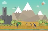 موشن گرافیک معیشتی | قسمت دوم - مردم بورژوا و جامعهی سوداگر