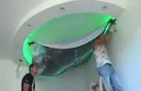 آموزش کامل نصب سقف کشسان در www.118File.Com