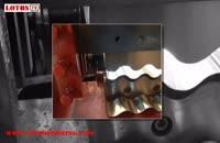 طراحی و ساخت دستگاه های رول فرمینگ کرکره سینوسی