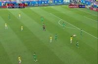 فیلم خلاصه بازی سنگال 0 - کلمبیا 1 در جام جهانی 2018
