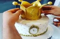 ایده تزینات کیک