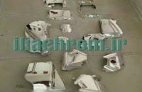 سازنده انواع ستگاه ابکاری پاششی ایلیا کروم 09127692842