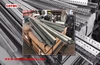 دستگاه رول فرمینگ قفسه بندی پالت راک