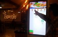 کیوسک سفارش گیر غذا آسانا بهترین انتخاب در فست فود ، رستوران ، فود کورت  و فروشگاه ها