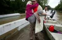 شش روز بعد از توفان هاروی؛ نگاهی به این فاجعه در دو دقیقه