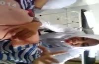 فیلم آموزش ختنه کردن توسط یک خانم محجبه