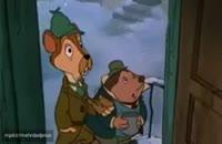 کارتون اسکروچ Scrooge . آوای کریسمس . آواز سال نو با میکی موس و مک داک