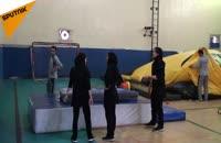 مدرسه بدلکاری ایران
