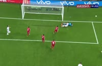 فیلم سیو دیدنی بیرانوند مقابل شوت بوسکتس در بازی ایران و اسپانیا