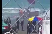 پشت صحنه غرق شدن بالن در پایتخت 5