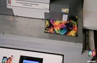 دستگاه چاپ روی پلکسی - فلت بد یووی بلولایت