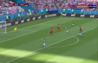 خلاصه بازی کرهجنوبی 2 - آلمان 0 در جام جهانی 2018