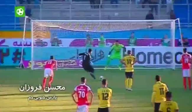 ترین های هفته سیزدهم لیگ برتر ایران (نود ۶ آذر)