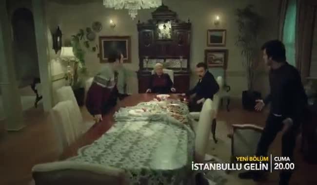سریال عروس استانبول قسمت ۳۴
