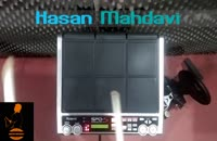 سمپل جدید کوچه بازاری 1 مختص پرکاشن آهنگ عباس قادری