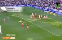 نتیجه بازی رئالمادرید و لگانس  امشب 29 دی