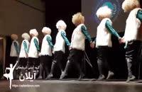 رقص زیبا آذری در پراگ چک - خلاصه اجراهای آیلان