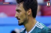 لحظات احساسی و غم انگیز بازیکنان در جام جهانی روسیه 2018