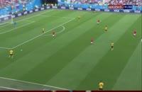 خلاصه بازی بلژیک 2 - انگلیس 0 - جام جهانی روسیه