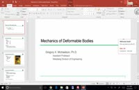 047013 - Mechanics of Deformable Bodies