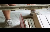آموزش نصب سنگ های آنتیک.