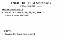 061017 - مکانیک سیالات سری اول