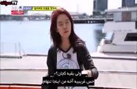 برنامه تلویزیونی کره ای رانینگ من - Running Man - قسمت ۱۸۹ - با زیرنویس چسبیده