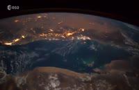 ویدیو دیدنی از زمین