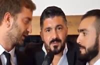 گتوزو دو خبرنگار ایتالیایی را کتک زد!
