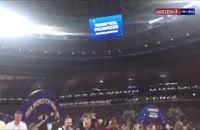 لحظه هجوم مردم به سکوی قهرمانی جام جهانی 2018