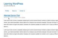023007 - آموزش WordPress سری اول
