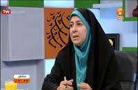 خانم دکتر زیبا ایرانی (صله رحم با سالمندان)