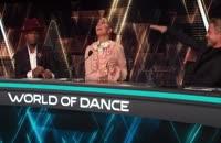دانلود مسابقه World Of Dance باشرکت Sean & Kaycee با کیفیت HD720P