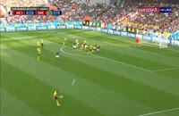 خلاصه بازی مکزیک 0 - سوئد 3 در جام جهانی 2018