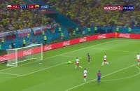 گل دوم کلمبیا به لهستان در جام جهانی 2018