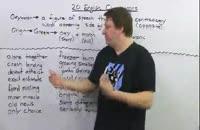 بسته آموزش کامل زبان انگلیسی engvid استادAlex در118فایل