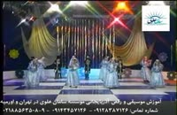 آموزش قارمون, ناغارا و رقص آذربایجانی در موسسه سامان علوی