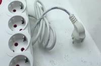 محافظ 6 خروجی دیجیتال ارتدار1.8 متری آفر الکترونیک بازرگانی پرشین پیشرانه