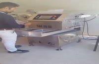 دستگاههای بسته بندی سیل وکیوم نیمه اتوماتیک میز روتاری