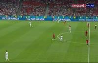 خلاصه بازی اسپانیا 3 - پرتغال 3 (جام جهانی روسیه) Russia