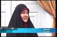 مصاحبه با کارشناس یزدی و همسرش