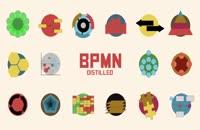 ۱۶- محدودهها و مسیرها در استاندارد BPMN2.0