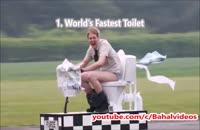 ۵ تا از عجیبترین رکوردهای دنیا!