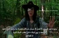 قسمت ششم فصل 8 سریال The Walking Dead مردگان متحرک