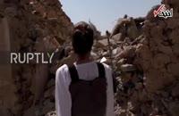 بازدید آنجلینا جولی از خرابی های داعش در موصل , www.ipvo.ir
